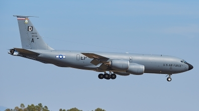 Photo ID 228197 by Salva Reyes. USA Air Force Boeing KC 135R Stratotanker 717 100, 58 0100