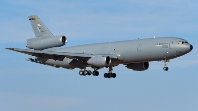 Photo ID 228196 by Salva Reyes. USA Air Force McDonnell Douglas KC 10A Extender DC 10 30CF, 84 0189