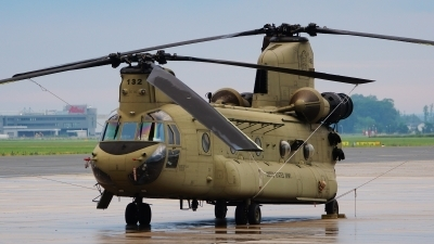 Photo ID 228216 by Lukas Kinneswenger. USA Army Boeing Vertol CH 47F Chinook, 13 08132