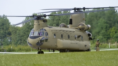 Photo ID 228286 by Joop de Groot. USA Army Boeing Vertol CH 47F Chinook, 16 08202
