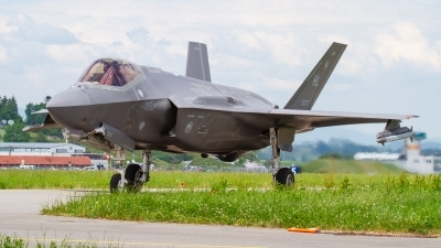 Photo ID 228293 by Agata Maria Weksej. USA Air Force Lockheed Martin F 35A Lightning II, 13 5077
