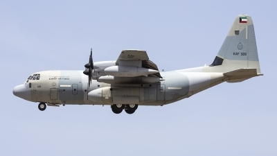 Photo ID 228325 by Redeemer Saliba. Kuwait Air Force Lockheed Martin KC 130J Hercules L 382, KAF326