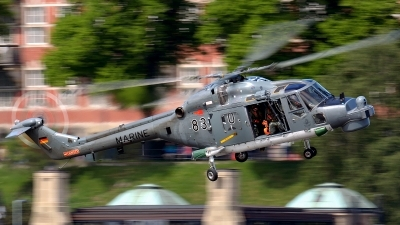 Photo ID 228330 by Nils Berwing. Germany Navy Westland WG 13 Super Lynx Mk88A, 83 03