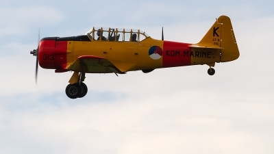 Photo ID 228464 by Alfred Koning. Private Wings over Holland North American AT 6A Harvard, PH TXN