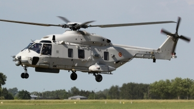 Photo ID 228413 by kristof stuer. Belgium Air Force NHI NH 90NFH, RN01
