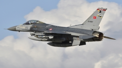 Photo ID 228411 by Tonnie Musila. Turkey Air Force General Dynamics F 16C Fighting Falcon, 93 0667