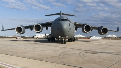Photo ID 228498 by Ray Biagio Pace. UK Air Force Boeing C 17A Globemaster III, ZZ176