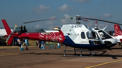 Photo ID 228530 by Thomas Ziegler - Aviation-Media. UK QinetiQ Airbus Helicopters H 125, G ETPF