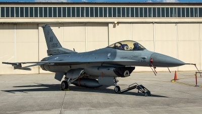 Photo ID 228574 by Thomas Ziegler - Aviation-Media. USA Air Force General Dynamics F 16C Fighting Falcon, 89 2026