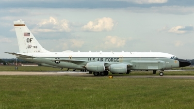 Photo ID 228570 by Thomas Ziegler - Aviation-Media. USA Air Force Boeing RC 135V Rivet Joint 739 445B, 64 14845
