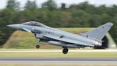 Photo ID 228584 by Caspar Smit. Germany Air Force Eurofighter EF 2000 Typhoon S, 31 07