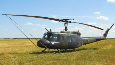 Photo ID 26110 by Kurt Saxkjær. Germany Air Force Bell UH 1D Iroquois 205, 71 11