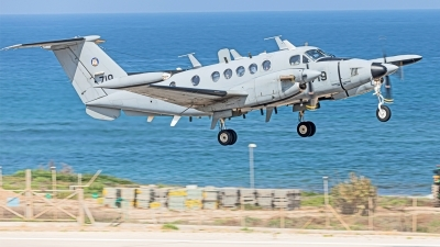Photo ID 229856 by Anthony Hershko. Israel Air Force Beech C 12A Huron Super King Air A200, 719