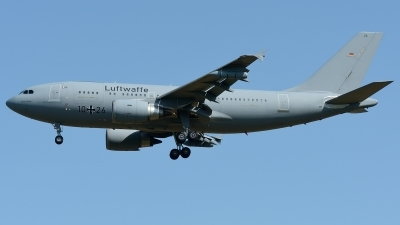 Photo ID 228650 by Klemens Hoevel. Germany Air Force Airbus A310 304MRTT, 10 26
