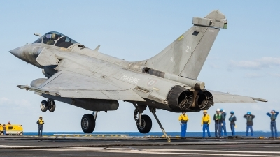 Photo ID 228671 by Alex van Noye. France Navy Dassault Rafale M, 21
