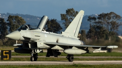 Photo ID 228793 by Thomas Ziegler - Aviation-Media. UK Air Force Eurofighter Typhoon FGR4, ZK358