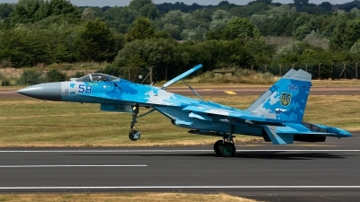 Photo ID 228668 by Thomas Ziegler - Aviation-Media. Ukraine Air Force Sukhoi Su 27P1M,