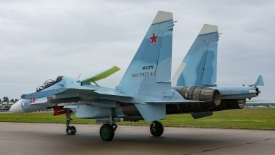 Photo ID 228666 by David Novák. Russia Air Force Sukhoi Su 30SM Flanker, RF 81770