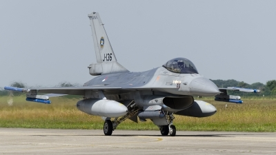 Photo ID 228716 by Caspar Smit. Netherlands Air Force General Dynamics F 16AM Fighting Falcon, J 136