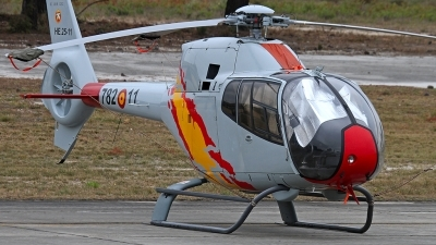 Photo ID 228747 by Fernando Sousa. Spain Air Force Eurocopter EC 120B Colibri, HE 25 11