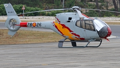 Photo ID 228744 by Fernando Sousa. Spain Air Force Eurocopter EC 120B Colibri, HE 25 7