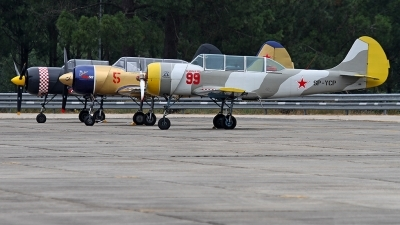 Photo ID 228816 by Fernando Sousa. Private Yakstars Yakovlev Yak 52 Bacau, SP YCP