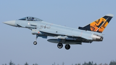 Photo ID 228817 by Klemens Hoevel. Germany Air Force Eurofighter EF 2000 Typhoon S, 30 47