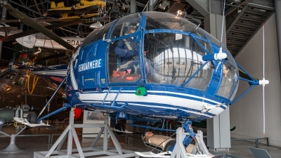 Photo ID 228810 by Jan Eenling. France Gendarmerie Aerospatiale SA 319B Alouette III, 2009