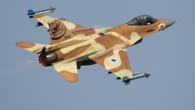 Photo ID 228836 by Chris Batty. Israel Air Force General Dynamics F 16C Fighting Falcon, 384
