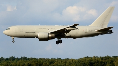 Photo ID 228858 by Michael Frische. Italy Air Force Boeing KC 767A 767 2EY ER, MM62228