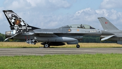 Photo ID 228868 by Rainer Mueller. Belgium Air Force General Dynamics F 16BM Fighting Falcon, FB 24