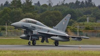 Photo ID 228861 by Frank Kloppenburg. Germany Air Force Eurofighter EF 2000 Typhoon T, 30 71