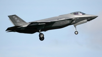 Photo ID 228863 by Sybille Petersen. USA Air Force Lockheed Martin F 35A Lightning II, 15 5173