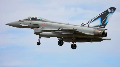 Photo ID 228903 by Sybille Petersen. Italy Air Force Eurofighter F 2000A Typhoon EF 2000S, MM7312