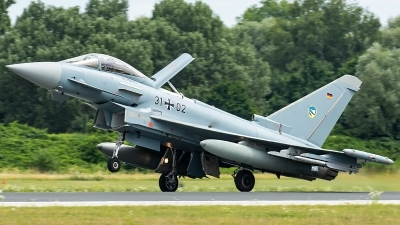 Photo ID 228926 by Thomas Ziegler - Aviation-Media. Germany Air Force Eurofighter EF 2000 Typhoon S, 31 02