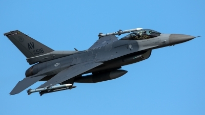 Photo ID 228967 by Thomas Ziegler - Aviation-Media. USA Air Force General Dynamics F 16C Fighting Falcon, 88 0516