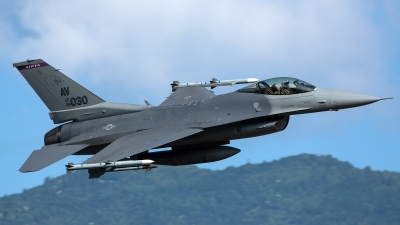 Photo ID 228966 by Thomas Ziegler - Aviation-Media. USA Air Force General Dynamics F 16C Fighting Falcon, 89 2030