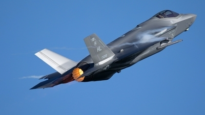 Photo ID 229031 by Sybille Petersen. USA Air Force Lockheed Martin F 35A Lightning II, 15 5202