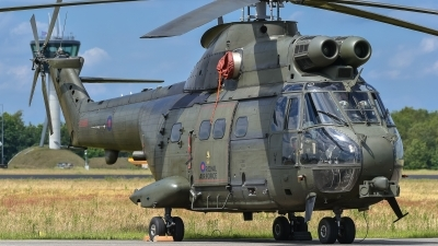 Photo ID 229019 by Sascha Gaida. UK Air Force Westland Puma HC2, ZJ957