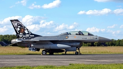 Photo ID 229021 by Dieter Linemann. Belgium Air Force General Dynamics F 16BM Fighting Falcon, FB 24