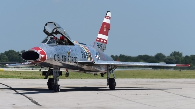 Photo ID 229043 by Rod Dermo. Private Global Aerospace Inc North American F 100F Super Sabre, N2011V
