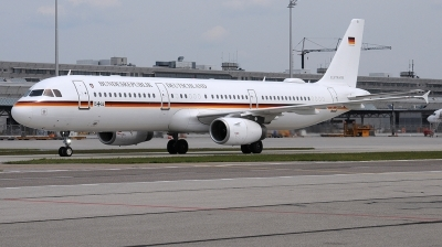 Photo ID 229042 by Florian Morasch. Germany Air Force Airbus A321 231, 15 04