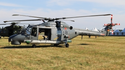 Photo ID 229058 by Milos Ruza. Germany Navy Westland WG 13 Super Lynx Mk88A, 83 18