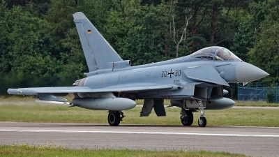 Photo ID 229069 by Rainer Mueller. Germany Air Force Eurofighter EF 2000 Typhoon S, 30 30