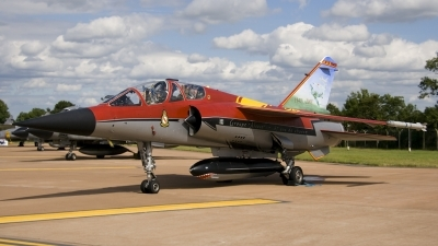Photo ID 26092 by Ian Heald. France Air Force Dassault Mirage F1B, 518