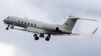 Photo ID 229665 by Arthur Bijster. USA Army Gulfstream Aerospace C 37A Gulfstream V, 02 01863