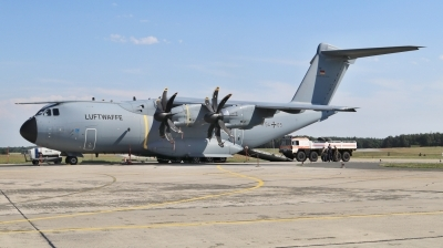 Photo ID 229100 by Milos Ruza. Germany Air Force Airbus A400M Atlas, 54 05