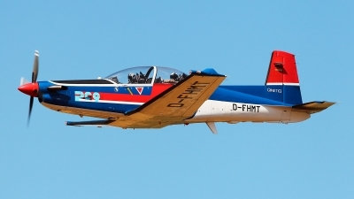 Photo ID 229171 by Carl Brent. UK QinetiQ Pilatus PC 9B, D FHMT