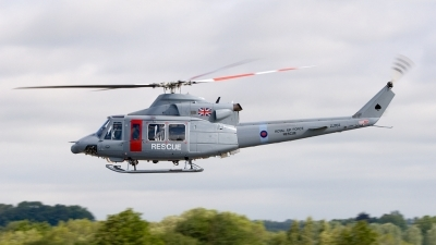 Photo ID 26126 by Craig Pelleymounter. UK Air Force Bell 412EP Griffin HAR2, ZJ703