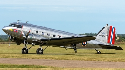 Photo ID 229240 by Thomas Ziegler - Aviation-Media. Private Dakota Norway Douglas C 53D Skytrooper, LN WND